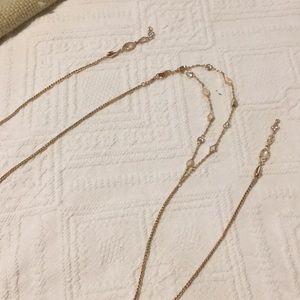 Kendra Scott Emelina wrap necklace
